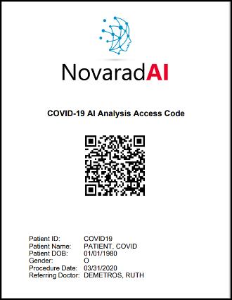 COVIDAI-accesscode