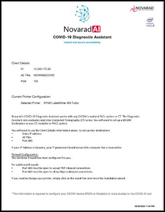 COVIDAI-info