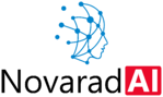 Novarad AI Logo Sans Shadow