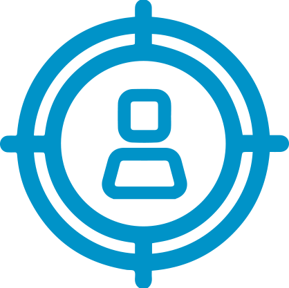 People Centered Approach Icon